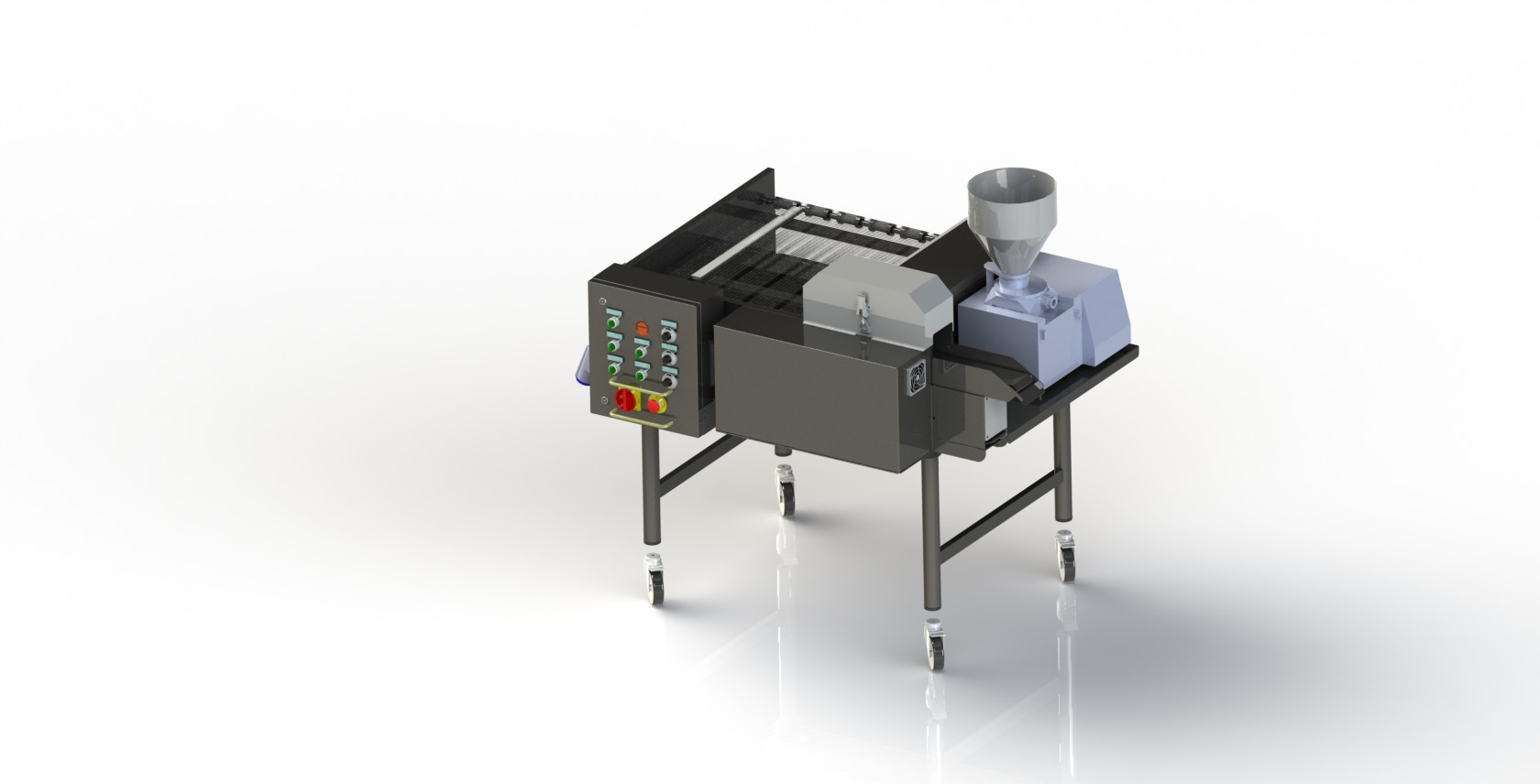 macchina per farcitura krapfen